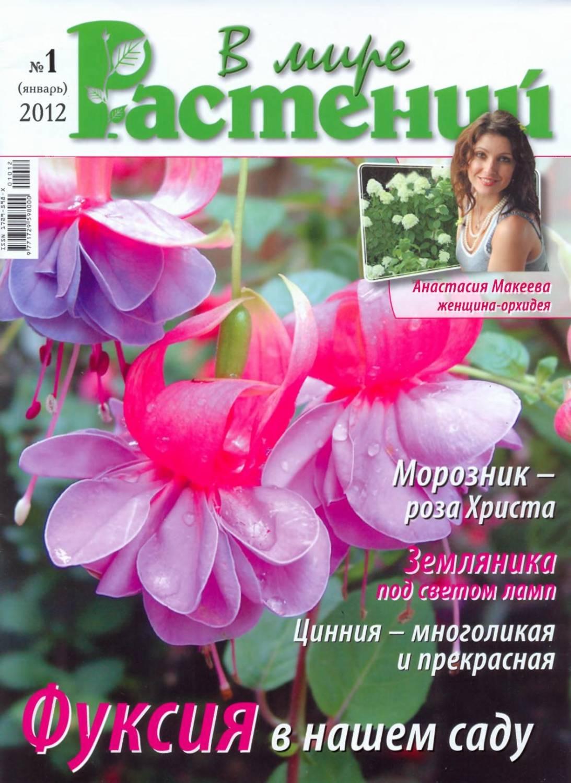 В мире растений 2012 01