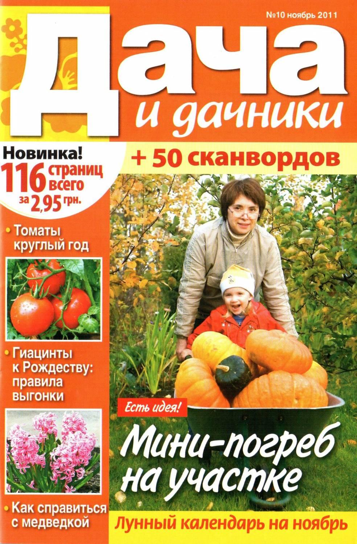 Дача и дачники 2011 №10